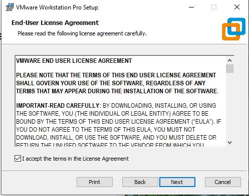 end user license