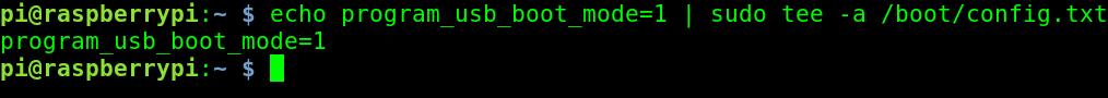 usb boot